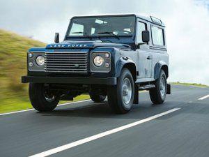 Названы самые угоняемые автомобили Великобритании