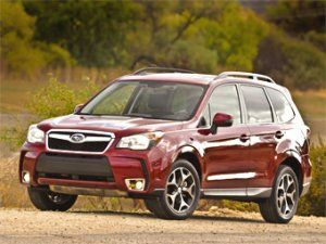 Subaru покажет первый серийный гибрид весной