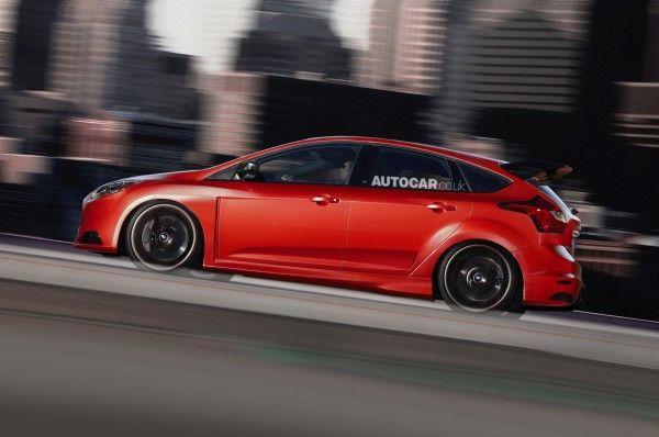Ford возобновляет разработки Focus RS