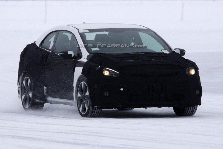 Kia Forte Koup Автомобиль Новости Kia Новости авто Фото новости Швеция.