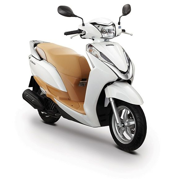 Honda scooter bike