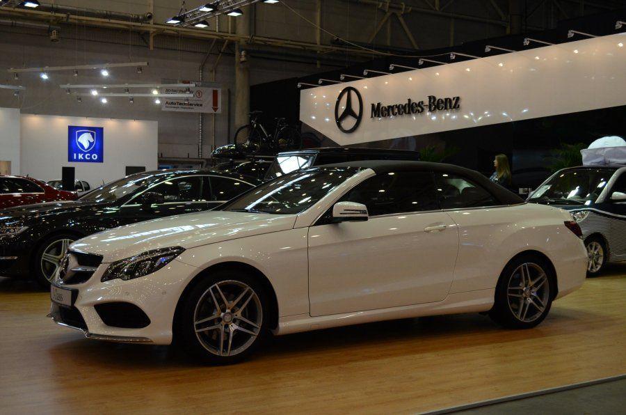 SIAu0026#39;2013. <strong>����� E</strong>-<strong>Class</strong> �� ������ Mercedes-Benz. ������� ������� <strong>...</strong>