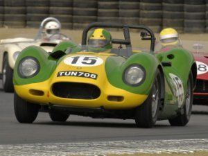 В Англии воскресят компании-производителя гоночных автомашин Lister