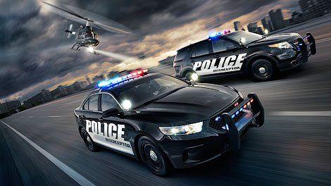 Форд выпустит бюджетный полицейский авто