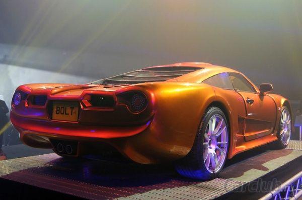 Английский изготовитель Keating осмелился на рекорд скорости