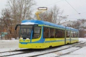 В Киеве будут тихие трамваи