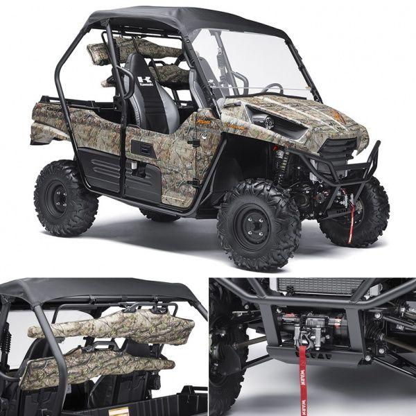 Модернизированный Kawasaki Teryx