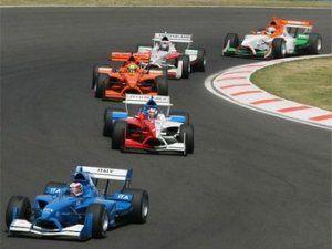 Гоночный «Кубок наций» A1 GP будет возрожден в 2014 году