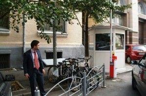 В Киеве для парламентариев откроют велопарковку