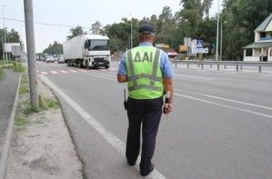 На Киевщине сотрудники ДПС били в нетрезвого инкассатора