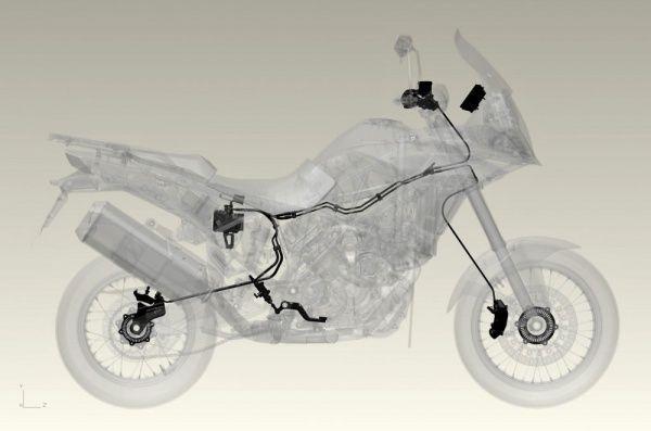 У KTM — новая АБС