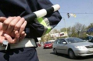 Опьяненные случайные прохожие побили работников киевского ГАИ
