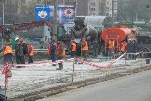 В Киеве нет денежных средств на монтаж дорог