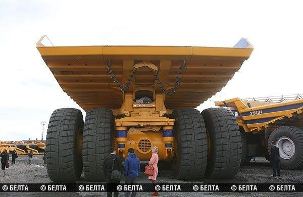 В Беларуси основали крупнейший во всем мире авто