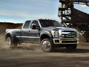Форд подверг доработке дизельную «восьмерку» 6.7 для передовых пикапов