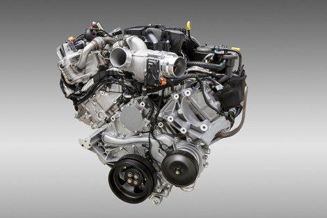 Форд подверг доработке дизельную «восьмерку» 6