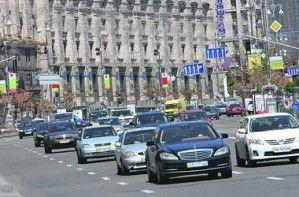 В ГАИ могут предложить брать оплату за приезд в центр Киева