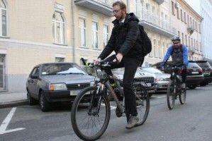 Номерные знаки –  и для велосипедов!