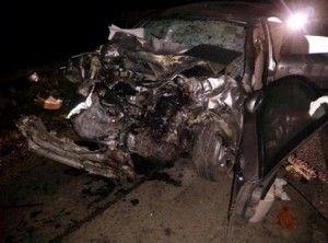 На Днепропетровщине в фронтальном столкновении авто были убиты двое людей