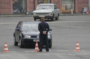 Вчера в Донецке закроют перемещение авто