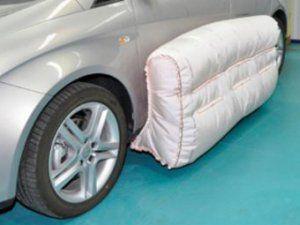 Американцы спроектировали побочные внешние подушки безопасности
