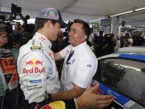 Ожье преждевременно стал победителем WRC