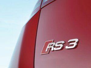 Свежий Ауди RS3 оставит 2,5-литровую «пятерку»
