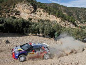 На конечной автогонке WRC Кубица обретет нового штурмана
