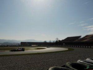 Корейские шинники испытали шины для Формулы-1