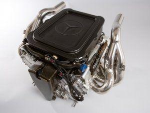 Компоненты «формульных» моторов Mercedes-Benz будут собирать в Китае
