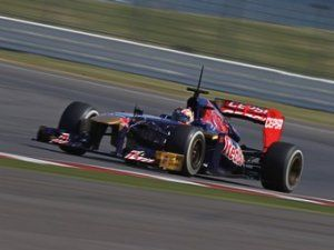 Квята изумили свои итоги в тренировках Формулы-1