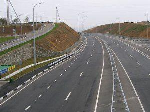 Медведев приоткрыл наиболее дорогостоящую коммерческую автотрассу в РФ