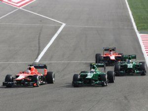 ФИА перешла к поиску новой команды Формулы-1