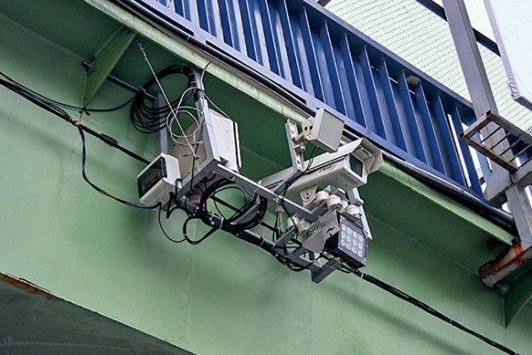 Вместо инспекторов ДПС - камеры