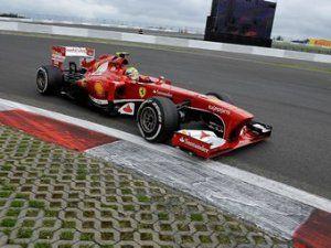 Германские корреспонденты представили самый качественный болид Формулы-1