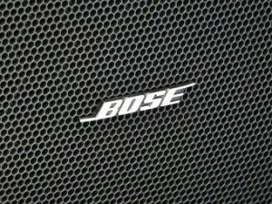 Bose сможет помочь соперникам сделать машины тише