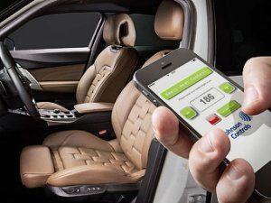 Автокресла обучили автоматом подлаживаться под рост автолюбителя