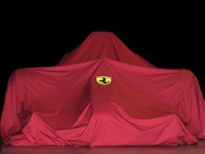 Феррари разработала 5 видов наименования нового болида Формулы-1