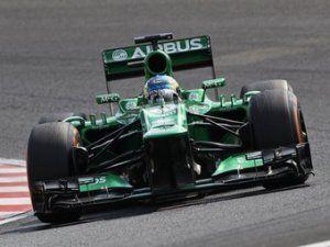Caterham оставит Формулу-1 в случае краха в сезоне-2014