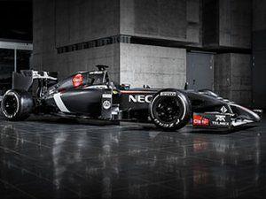 Бригада Формулы-1 Заубер рассекретила автомашину для сезона-2014