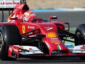 В Испании закончился первый день испытаний Формулы-1