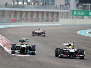 Формулу-1 подключили в отечественный список видов спорта