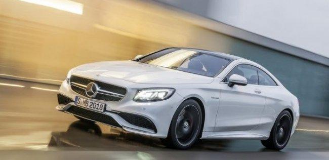 Полноприводному Mercedes-Benz S63 AMG Coupe назначили цену