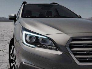 Компания Subaru поделилась изображением нового универсала