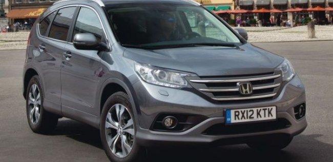 Honda установила рекорд производства автомобилей
