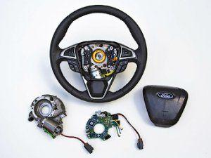 Ford продемонстрировал технологию адаптационного управляющего администрирования