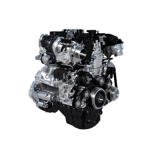 Jaguar и Land Rover рассказали о новом семействе двигателей