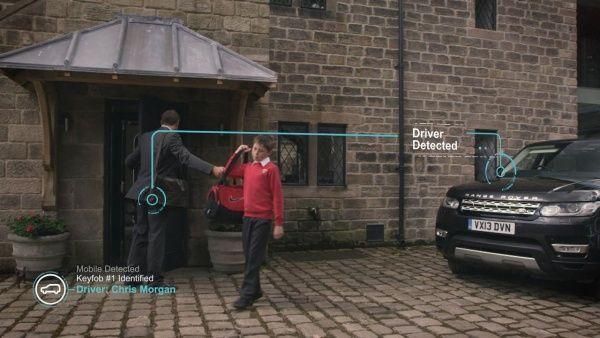 Машины Jaguar и Land Rover научатся запоминать привычки водителя