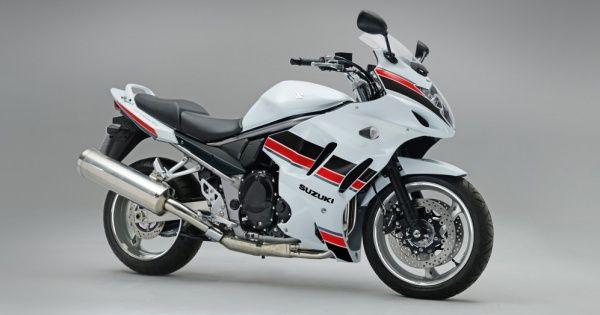 Спецверсии Suzuki Inazuma и GSX1250FAZ
