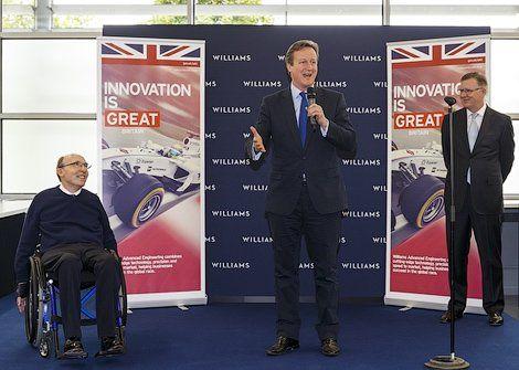Команда Williams открыла центр разработки гражданских машин
